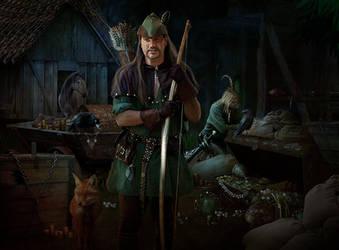 Robin Hood by kimsol