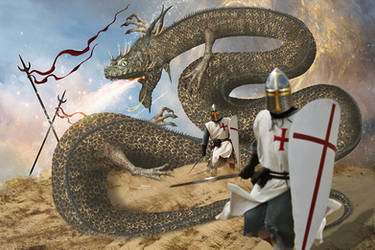The Serpent and the Cross by kimsol
