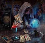 Tarot by kimsol