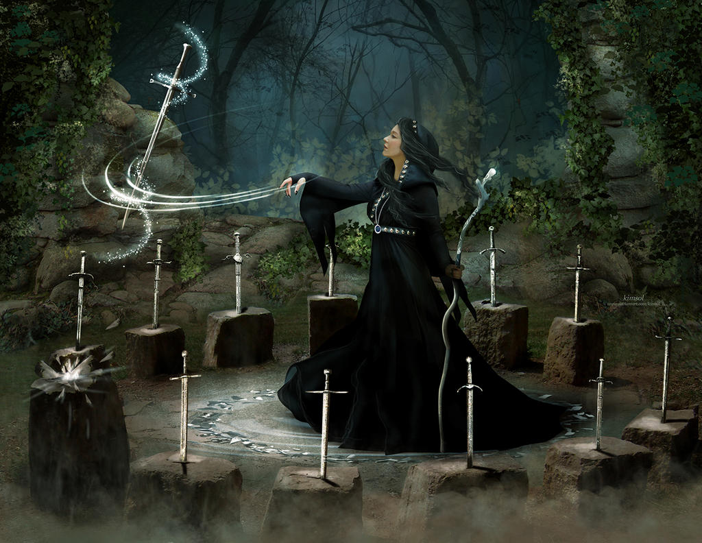 Morgan le Fay - Enchantress