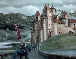 Camelot - Castle and Court