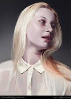 Portraitstudy by Grobelski