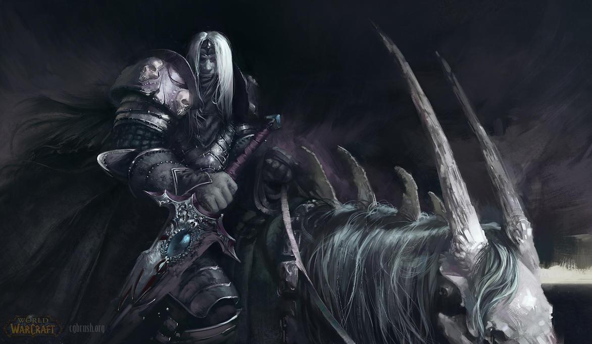 Baron Rivendare by Grobelski