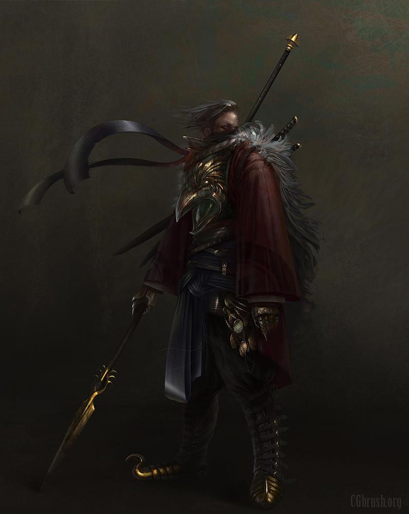 raven guard by Grobelski