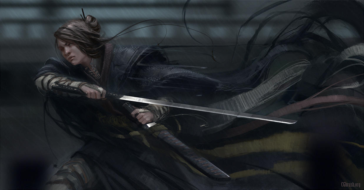 samurai by Grobelski