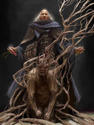 The Healer and the Forsaken by Grobelski