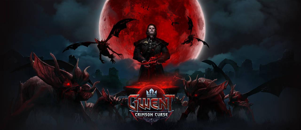Crimson Curse by Grobelski