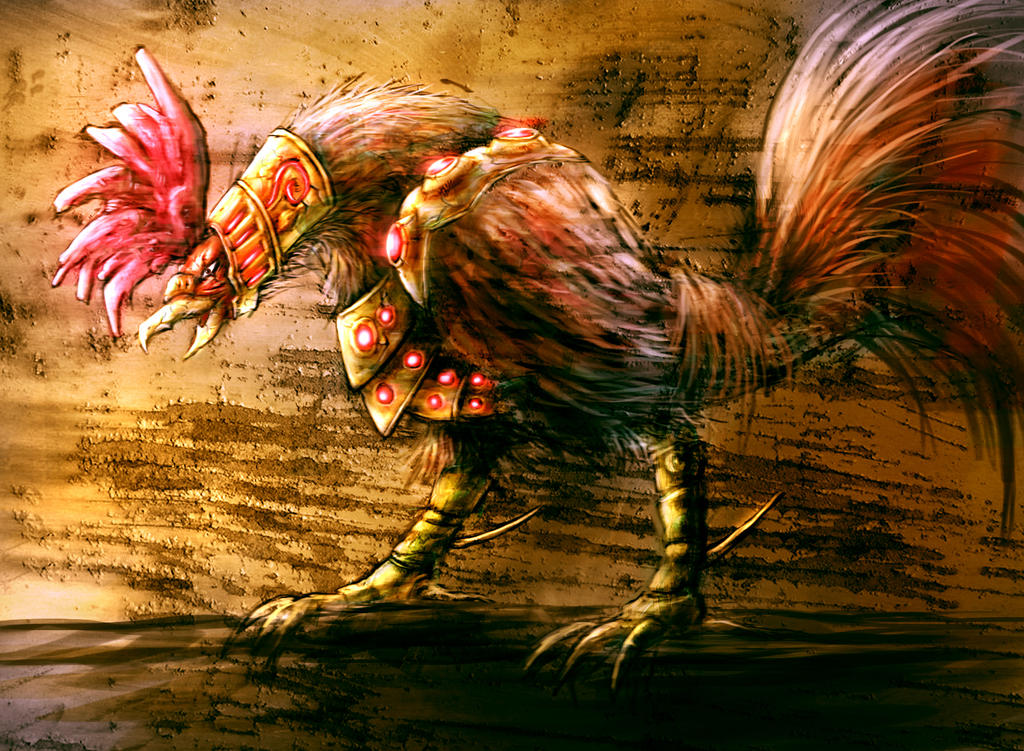 year rooster by beowolfkiller2 on deviantart