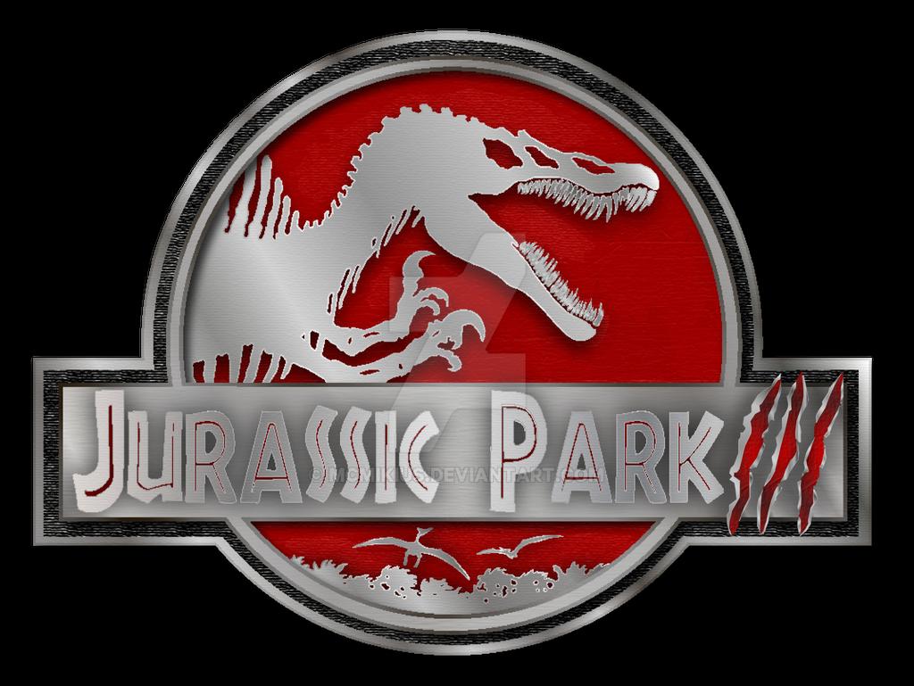 jurassic park 3 logo by mcmikius on DeviantArt
