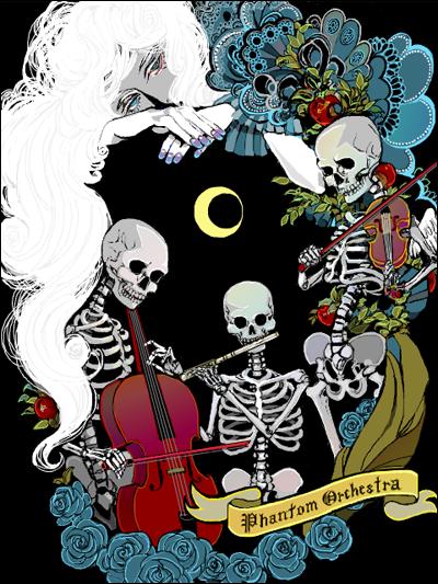 The Phantom Orchestra - Voila