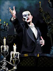 The Phantom by Rgveta