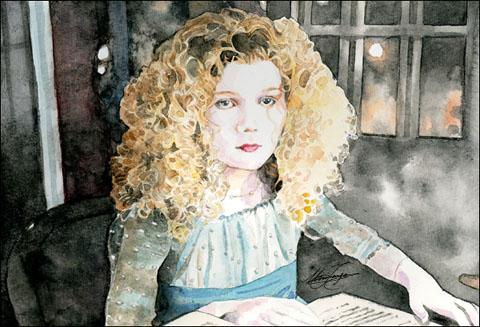 Claudia by Rgveta