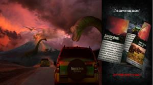 Jurassic Tour by ioinme