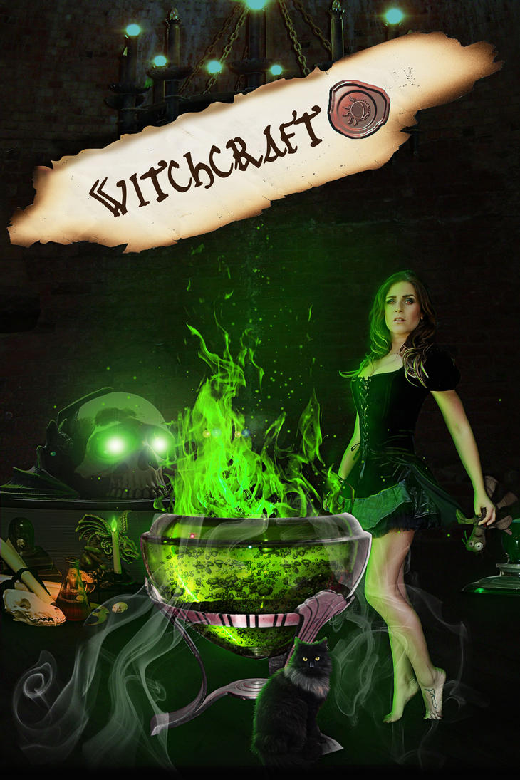 Witchcraft by gardjeto7