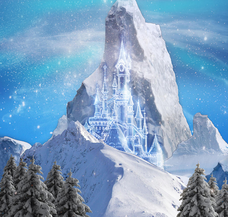 Elza's-castle by gardjeto7