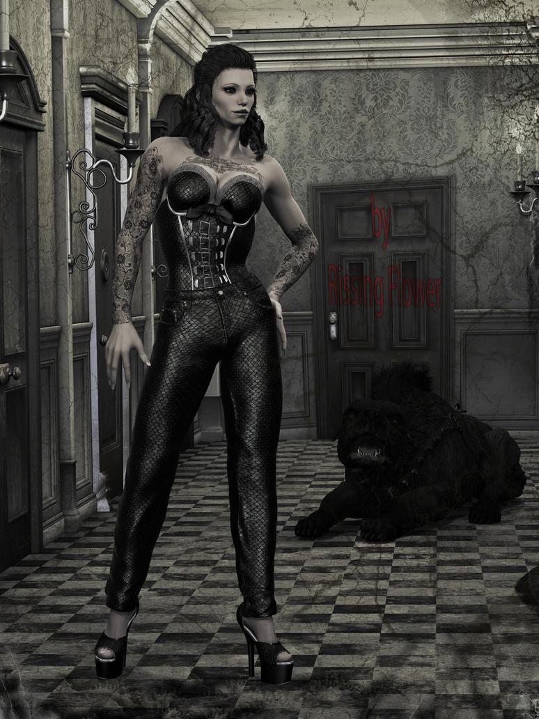 Miranda's Game by RissingFlower