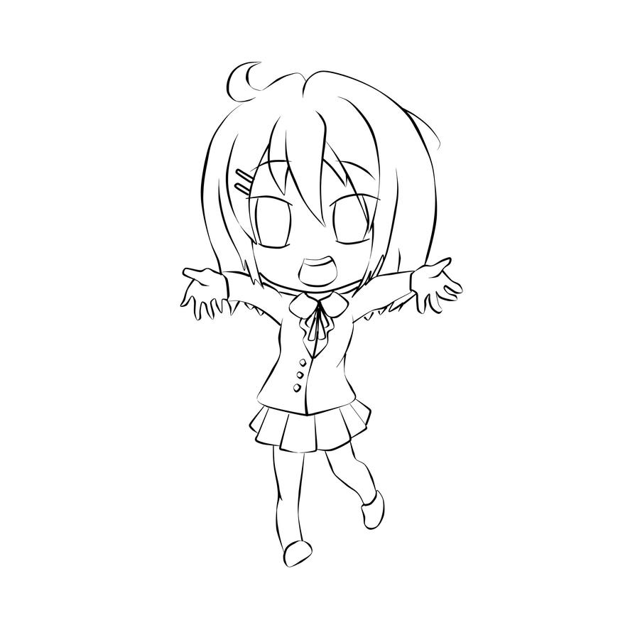 Chibi Yui From K On