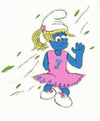 Schlumpf-Julie /Smurf-Julie