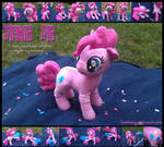 Pinkie Pie Plush with Party Cannon