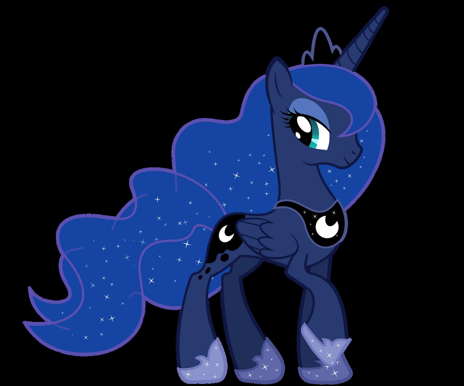 Macdaddy Princess Luna by Pantera000