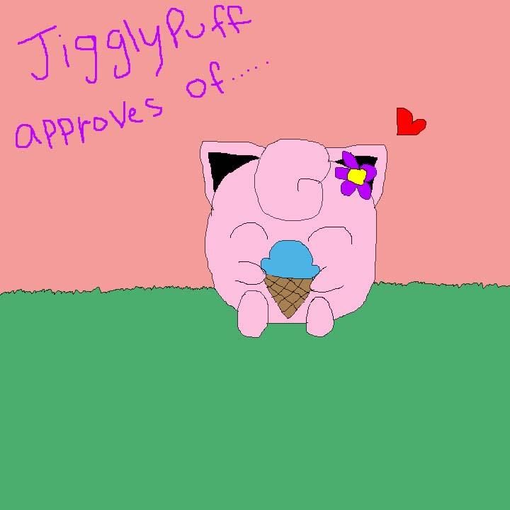 Pokemon Jigglypuff Happy Images | Pokemon Images