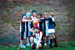 Let's Fly Now ~ Seirin ~Kuroko no Basket