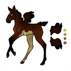 Twilyra Foal 251 by Acetoma