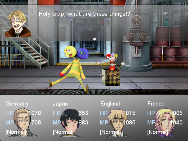 What are these Things!? - Dreamtalia Screenshot 13 by KyoKyo866
