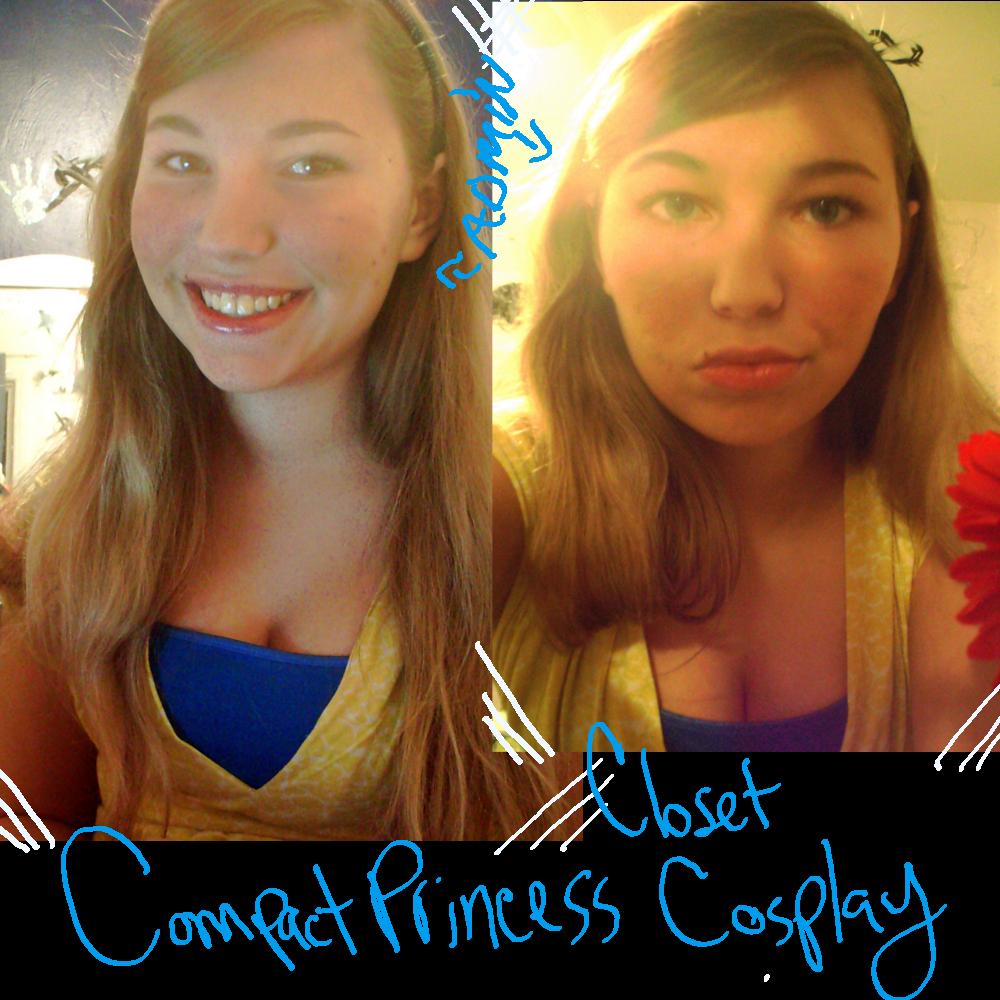 Closet Cosplay: Compact by Ask-CompactPrincess
