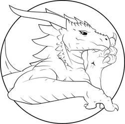 Bad Dragon logo