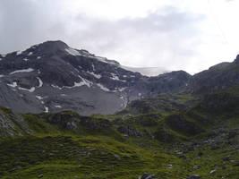 mountain by Nuramien