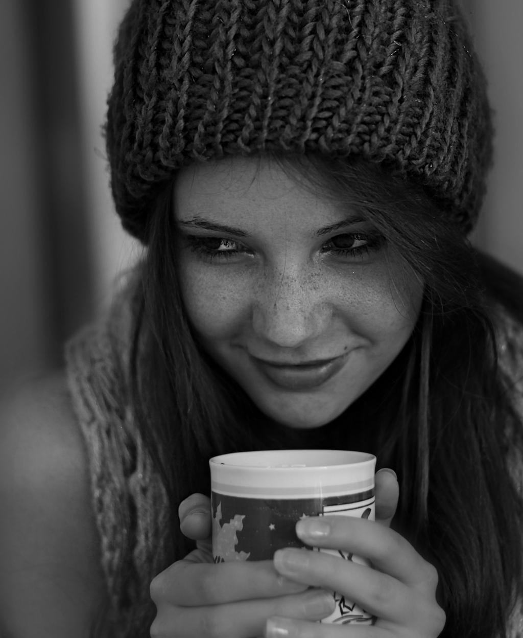 Staci - coffee by Adrienmcguire