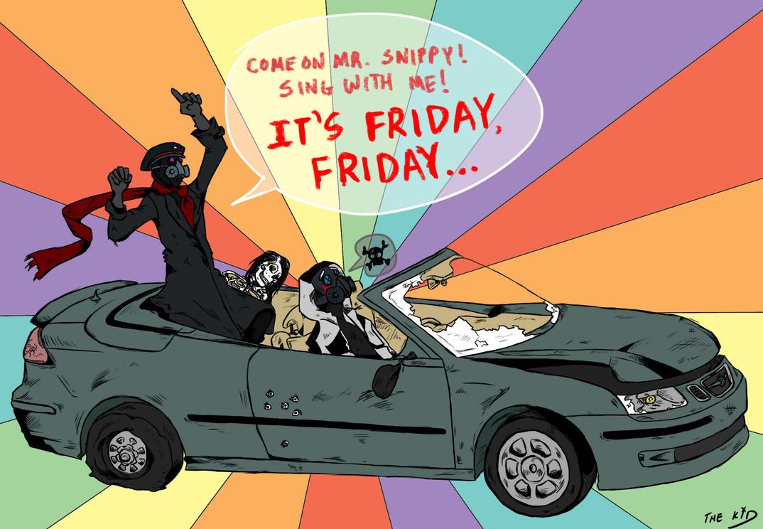 The Fun Fun Fun Fun Life of Mr. Snippy by Kid-Kapow
