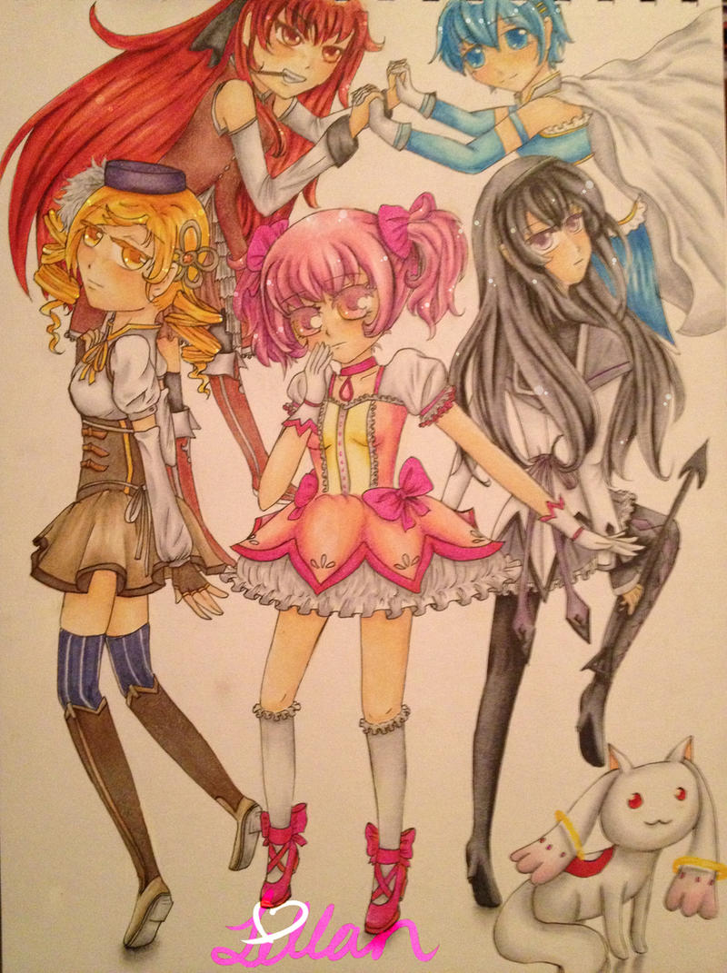 Madoka! by NestOfDreams