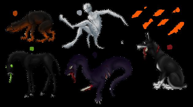 Halloween Adopts