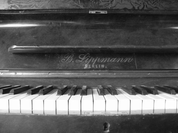 The Piano by imamuso