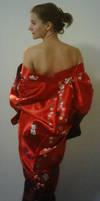 Kimono 07 by ELISE-stock