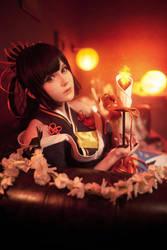 Higanbana - Onmyoji 1 by KaddiCosplay