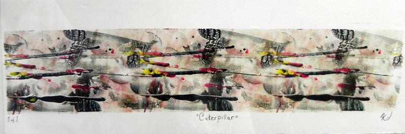 Caterpillar by kDdabous
