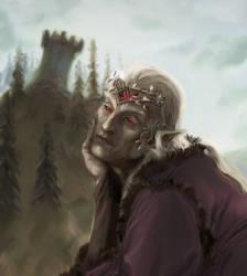 Elf King Melancholy
