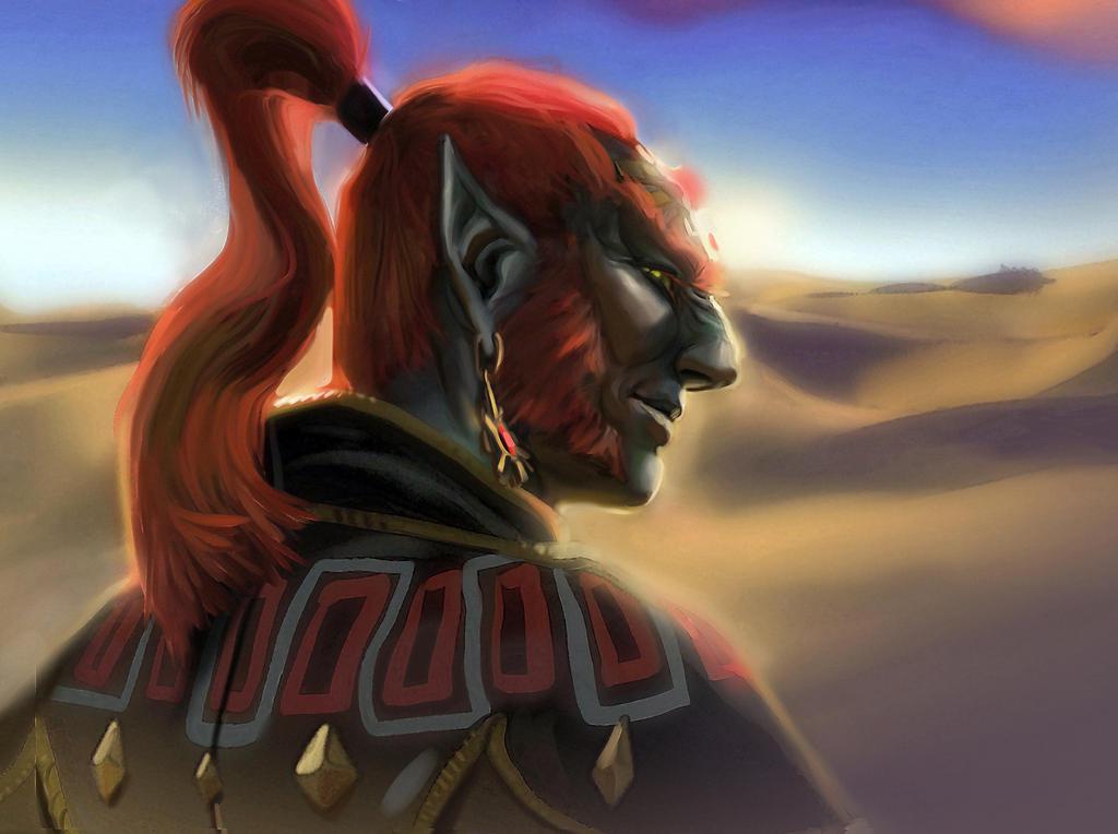 Ganondorf fanart