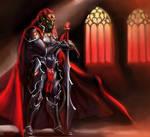 Ganondorf fanart 3 by Mcfly-illustration