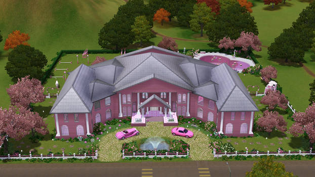 Barbie and Ken's Dreamhouse