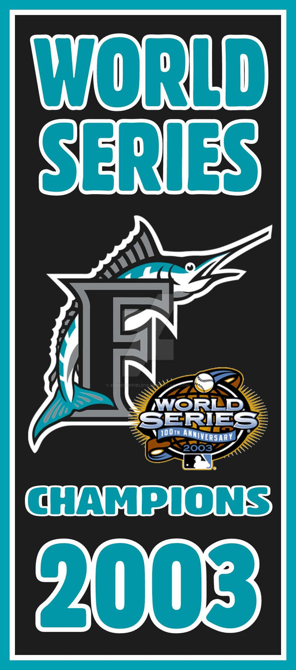 Florida Marlins By Eddieduffield19