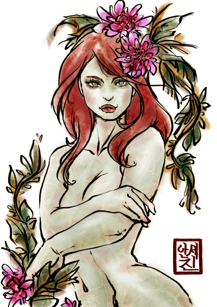 Poison Ivy by sae85