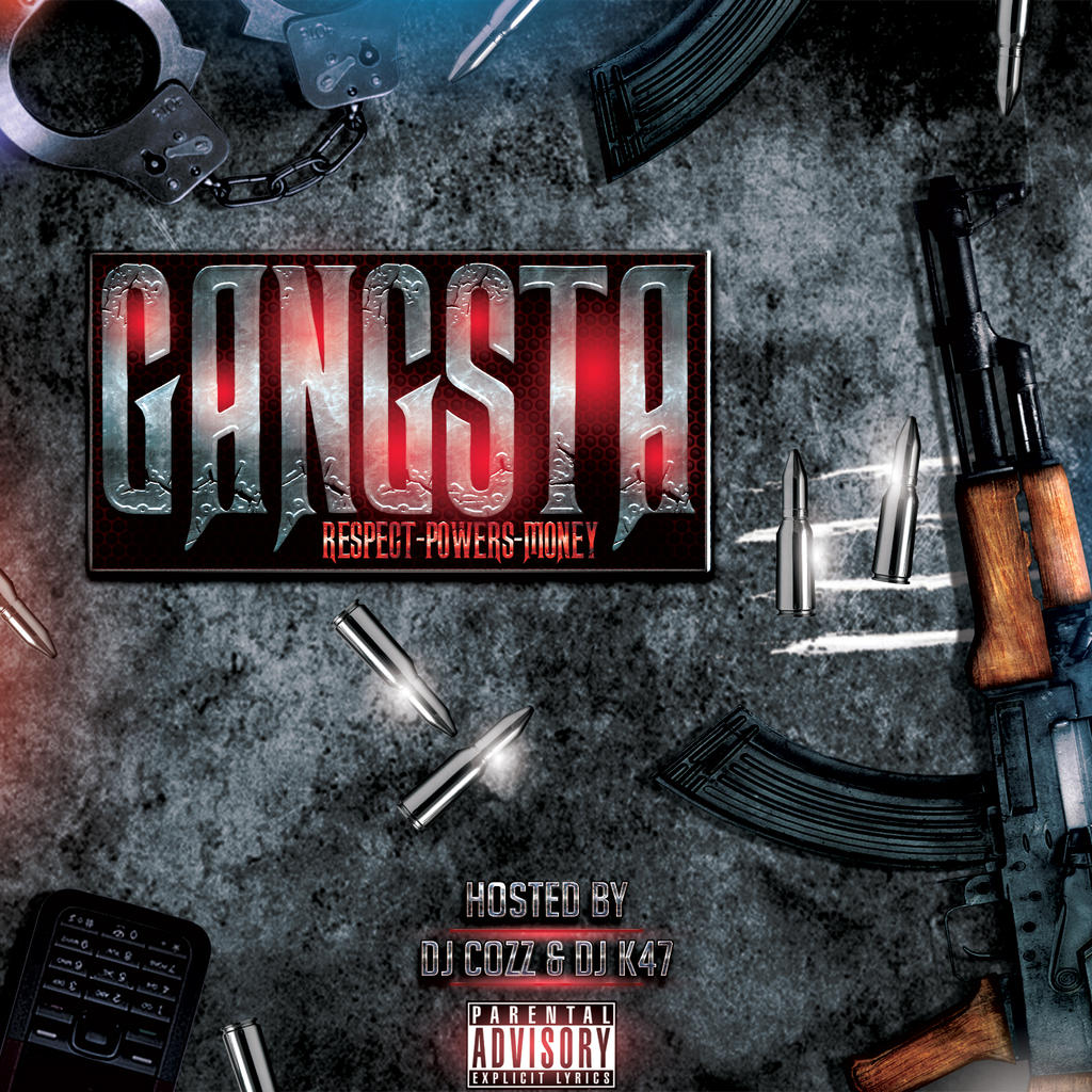 Gangsta rpm mixtape cover concept psd by acphotodesign for Free mixtape covers templates