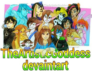TheArtisticGoddess's Profile Picture