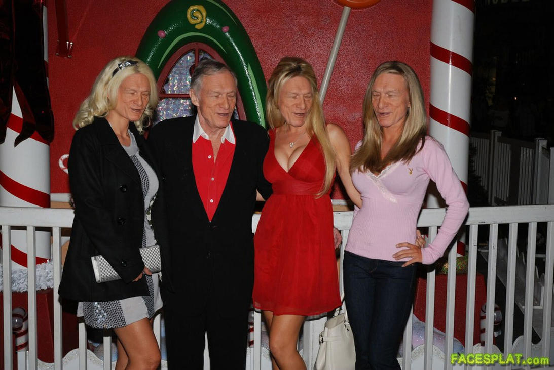 Hugh Hefner - Face Swap by FaceSplat