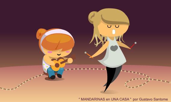 Mandarinas by GS-Dracko