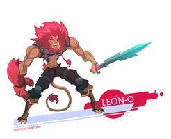 Old man Lion-O